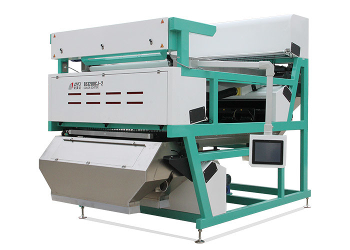 High Definition Belt Color Sorter With Color Image Acquisition System