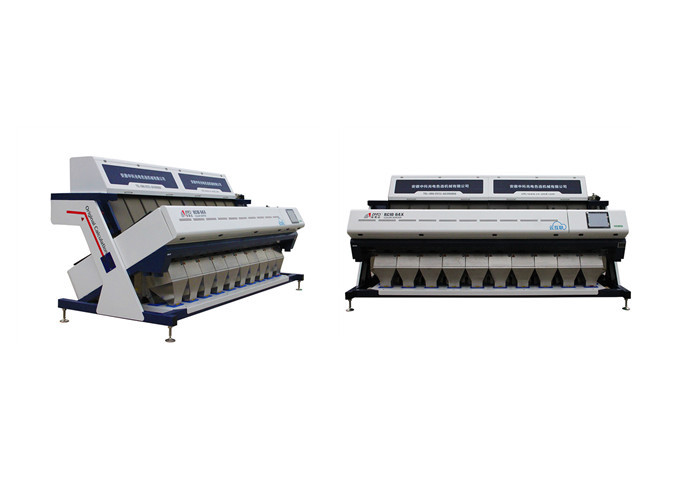 High Precision Rice Color Sorter Machine With Human Computer Interface